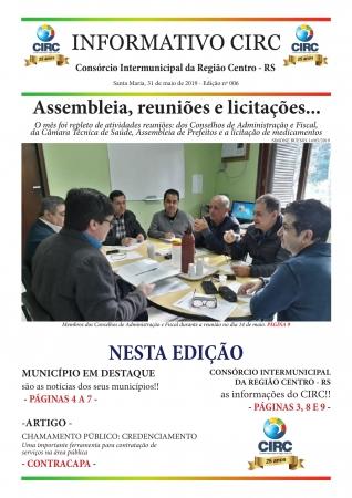Informativo - Edição nº 006